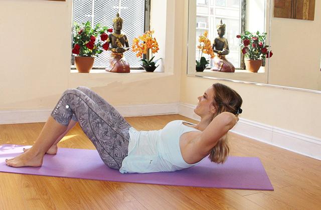 Advantages of Pilates UES